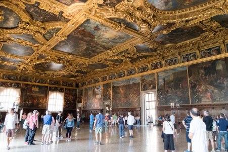 Palazzo Ducale Interior