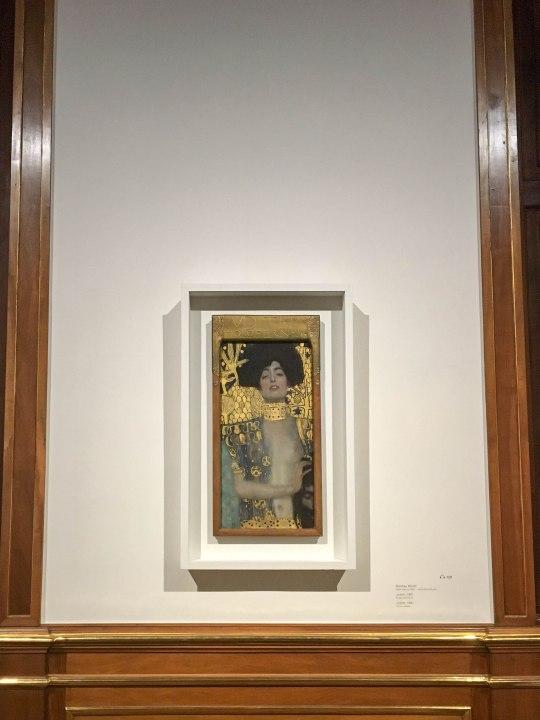 Gustav Klimt, Judith and the Head of Holofernes