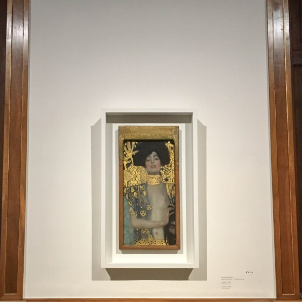 Gustav Klimt, Judith and the Head of Holofernes