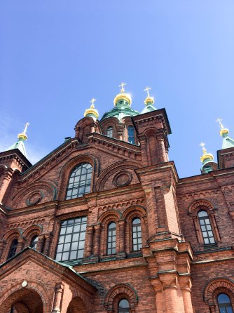 Uspenski Cathedral exterior