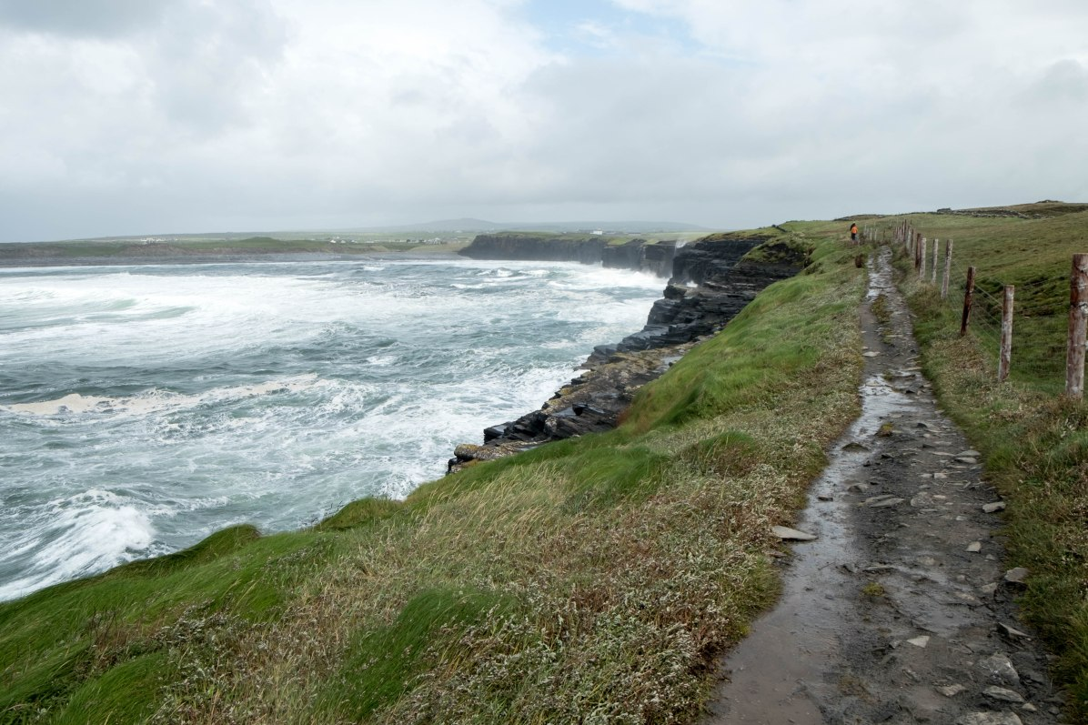 Cliffs of Moher Walking Trail
