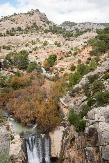 Start of the Caminito del Rey